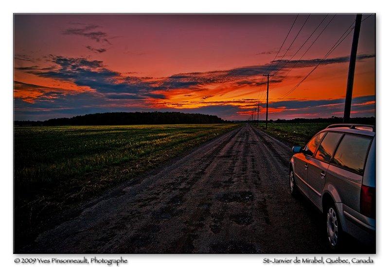 Enriched Sunset ...