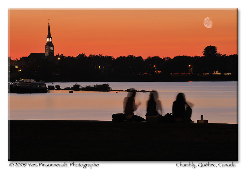 The 3 witches of Chambly ...