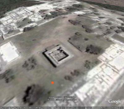 Xochicalco Templo Quetzalcoatl