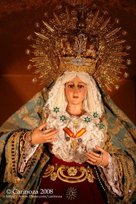 Foreign (SP): Maria Santisima de la Esperanza Macarena