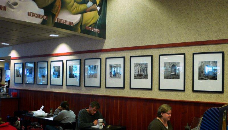 Starbucks ArtSpace @ BN