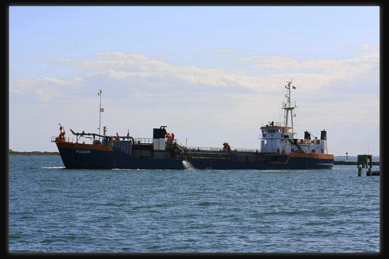 The Pelican - Port Welshpool