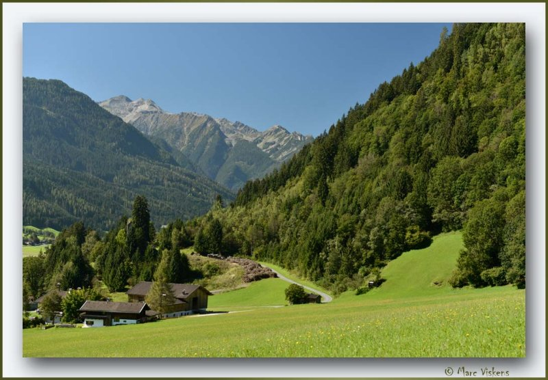 Austria sonnenwanderung
