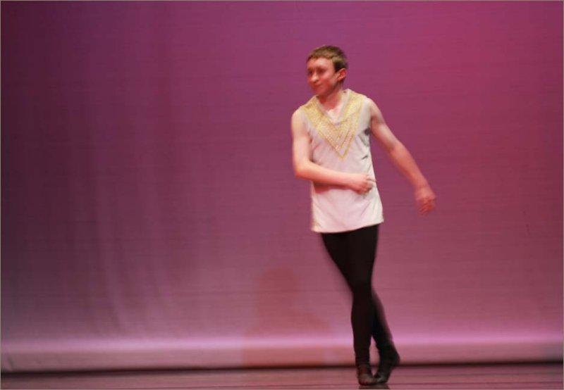 Challenge   B  for Ballet   December 2