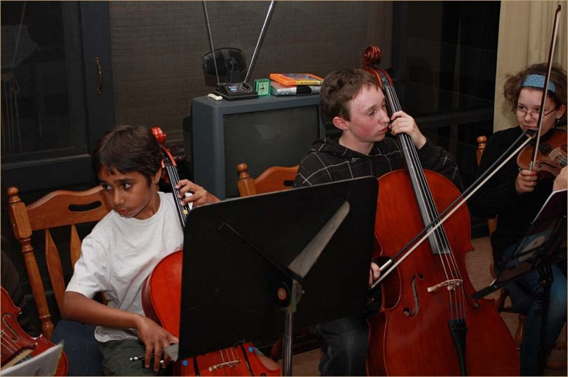 Challenge - C for Cello - December 3