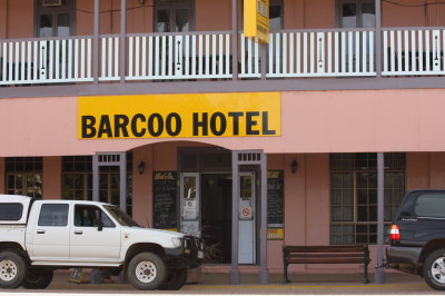 The Barcoo Hotel