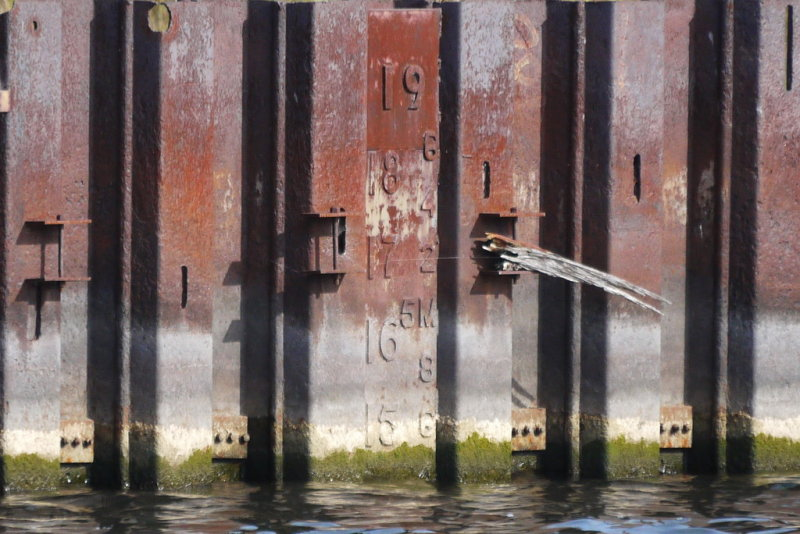 Shipyards Dry Dock Water Level Oct 1, 2012 @ 1500