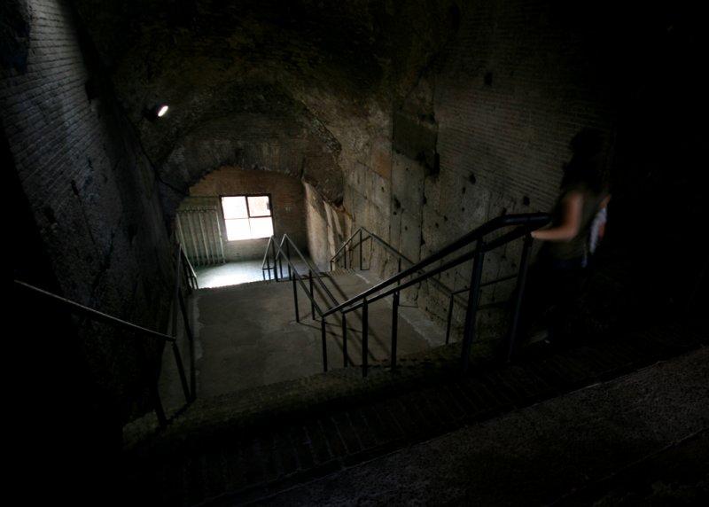 Colosseum Darkness
