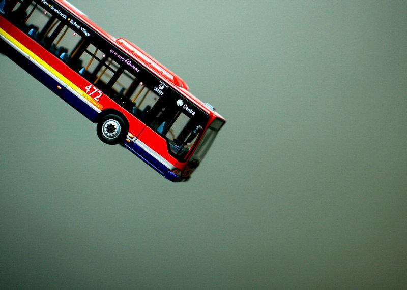 IX : Dive Bus