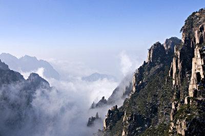 Huangshan (Yellow Mountain) VII