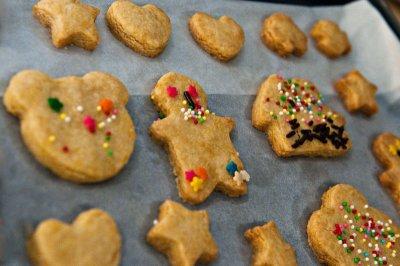 Nestle Corn Flakes Orange Cookies