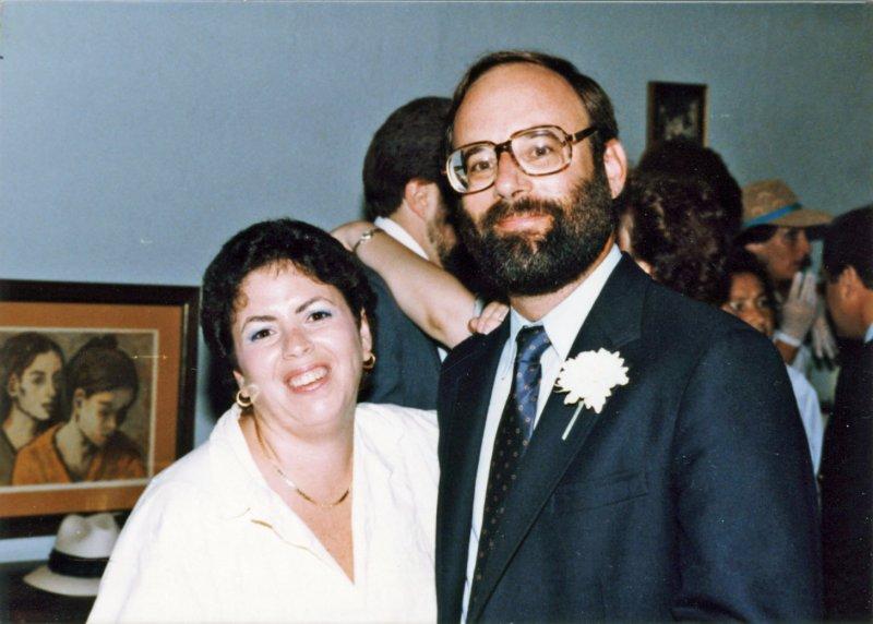 Jerry and Liz