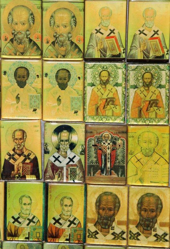 St. Nicholas magnets