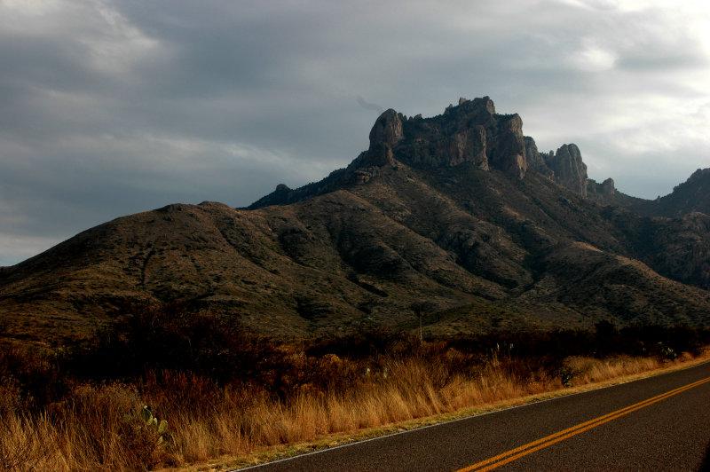 A ROCKY MOUNTAIN
