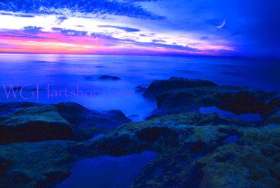 Hawaiian Ethereal Seascape
