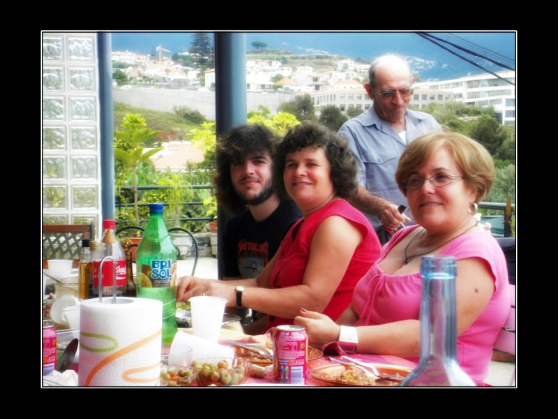 2009 - Family lunch