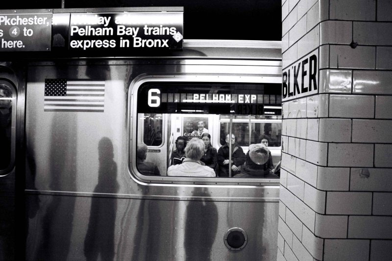 NYC - Bleeker station