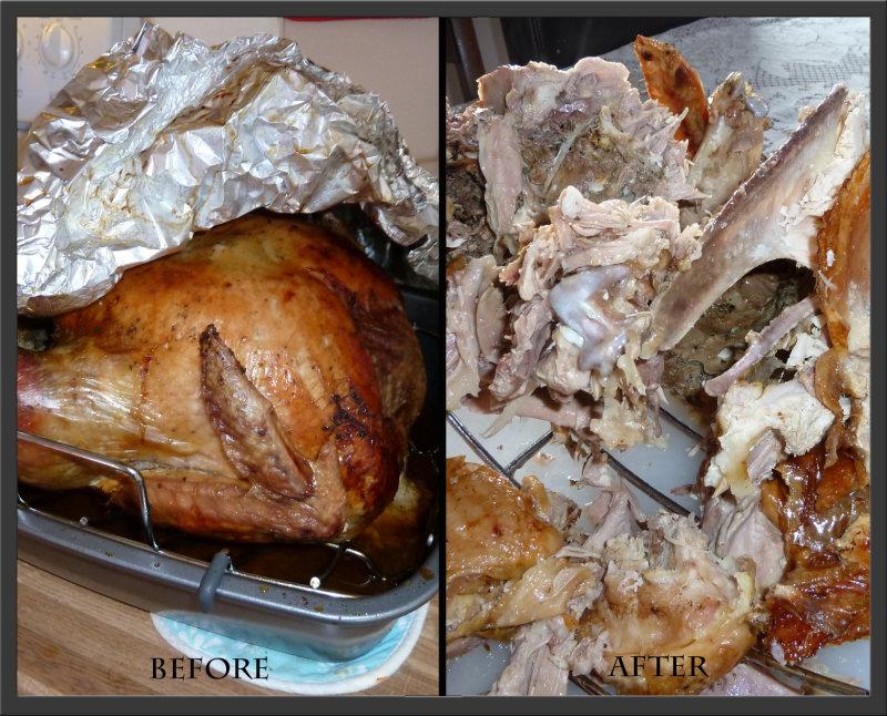 November 25 - Happy Thanksgiving Everyone