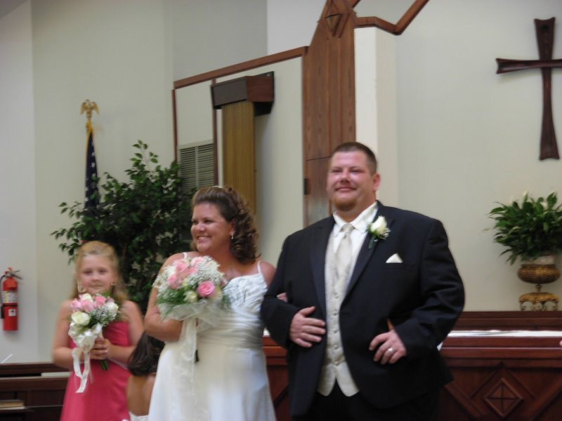 Mr and Mrs Mark DeLuck