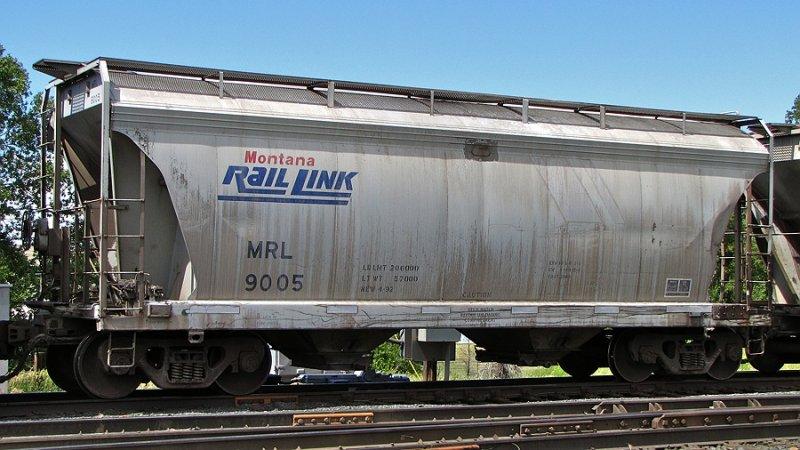 MRL 9005 - Livingston, MT (7/12/10)
