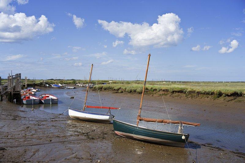Sailing Boats at Rest