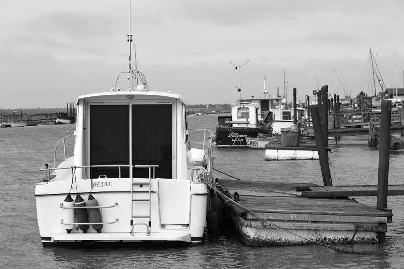 Along the Docks mono