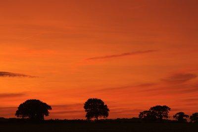 Big Red Sky