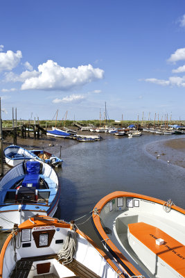 Morston Quay