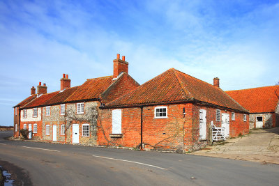 Mrs Preedy`s Cottage
