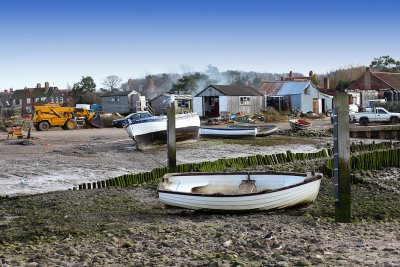 Fishermens Yard