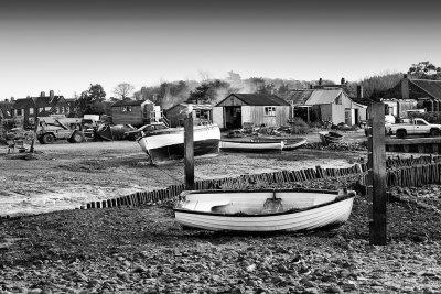 Fishermens Yard mono