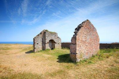 Old Fort Outbuilding, Berryhead, Devon, UK