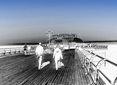 A Walk Down the Pier