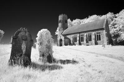 Bessingham Church IR