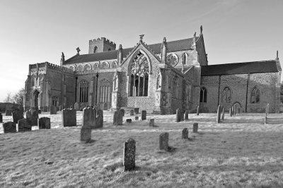 St Magaret`s church Mono
