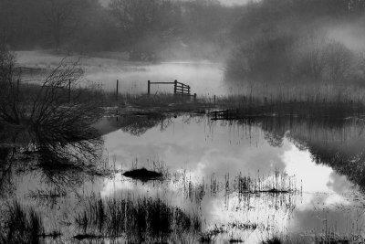 River Brathay, Cumbria, Mono