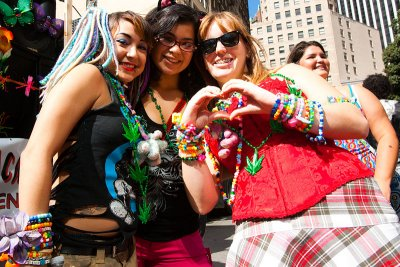 California - San Francisco - LovEvolution 2009