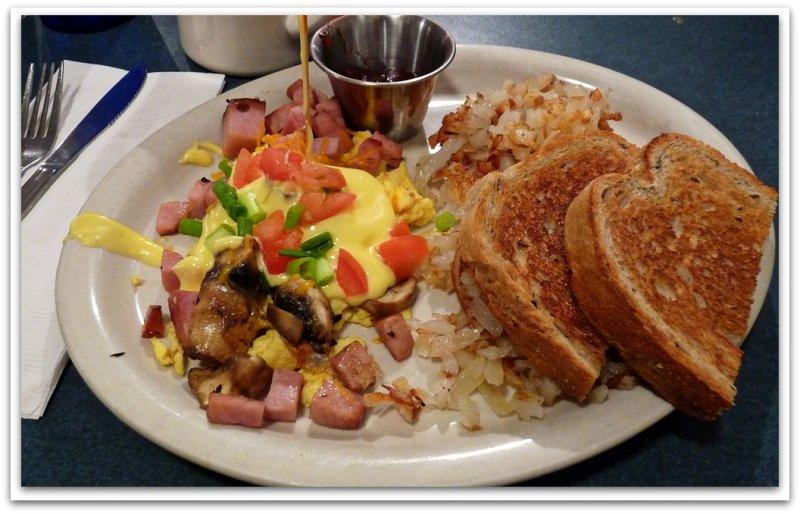 breakfast at main street overeasy