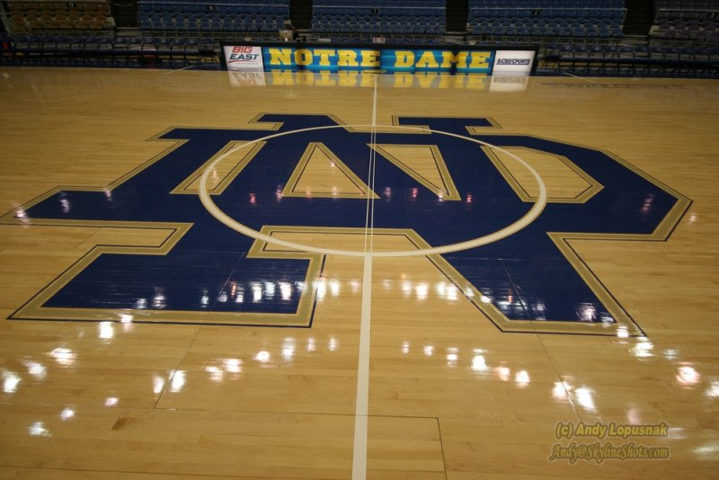 Purcell Pavilion - Notre Dame, IN