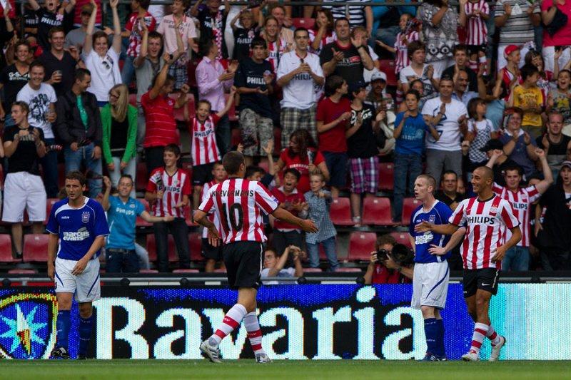 Goal by Danny Koevermans