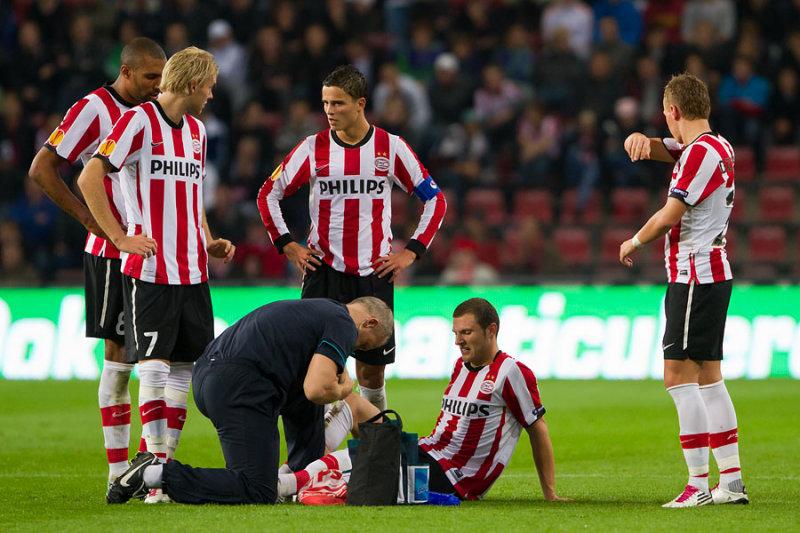 Pieters injury