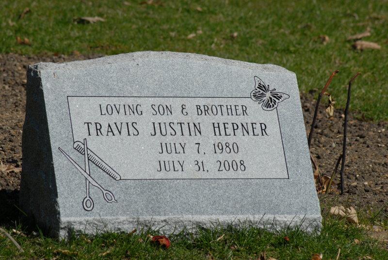 Travis Justin Hefner/Spring Lake Cemetery