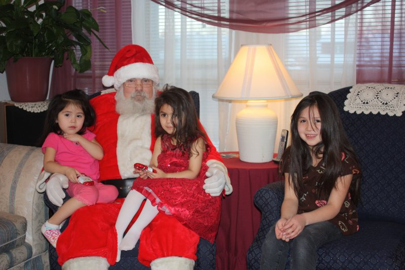 Sophia, Angelez & Maribel