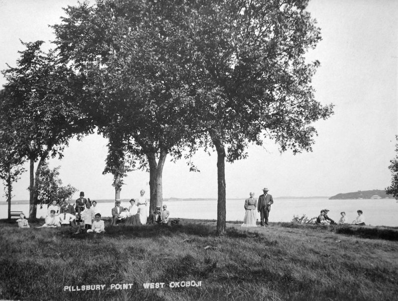 Pillsbury Point West Okoboji