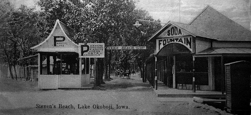 Stevens Beach 1911
