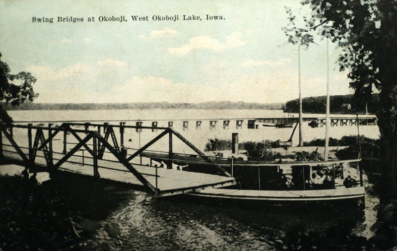 Swing Bridges 1920s