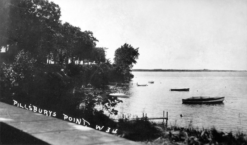 Pillsburys Point 1942