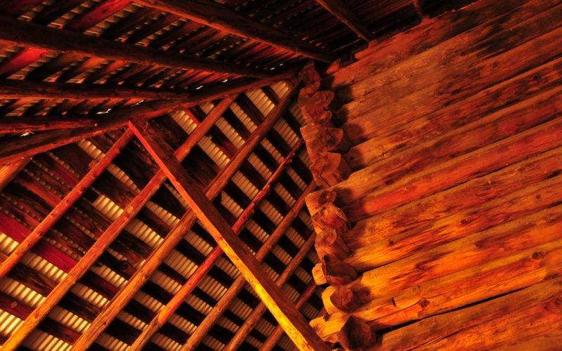 Foresta Barn Interior