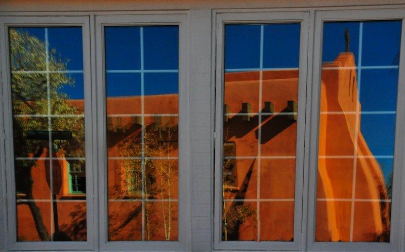 40 Windows - One Reflection