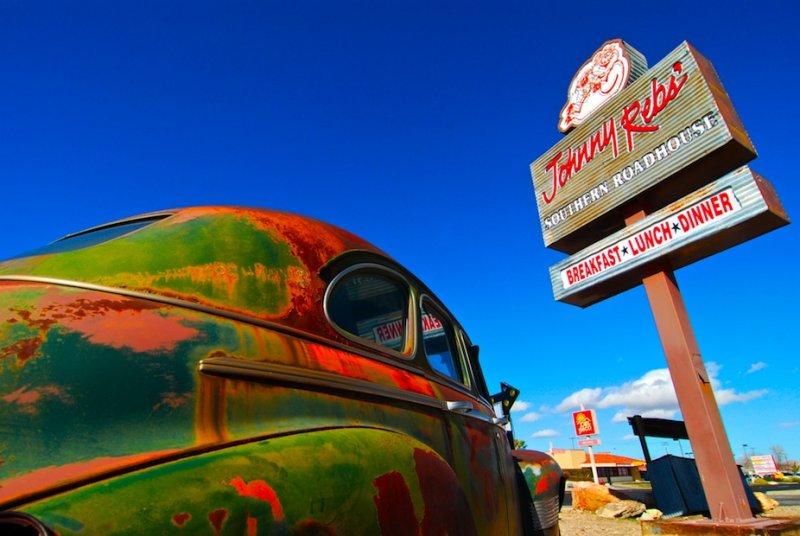 Johnny Rebs Restaurant